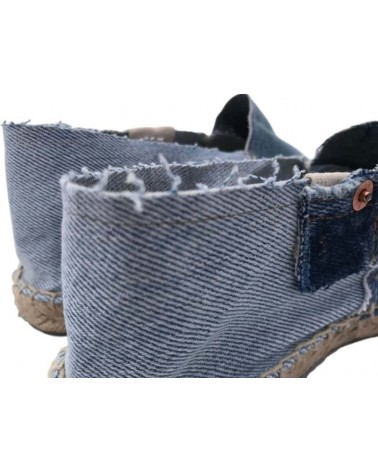 Sacrpe espadrillas uomo Mod. Riveted