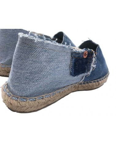 Espadrillas uomo e donna Mod. riveted